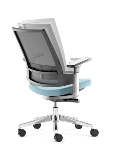 FM Bürostuhl Leon X3.6 ohne Kopfstütze