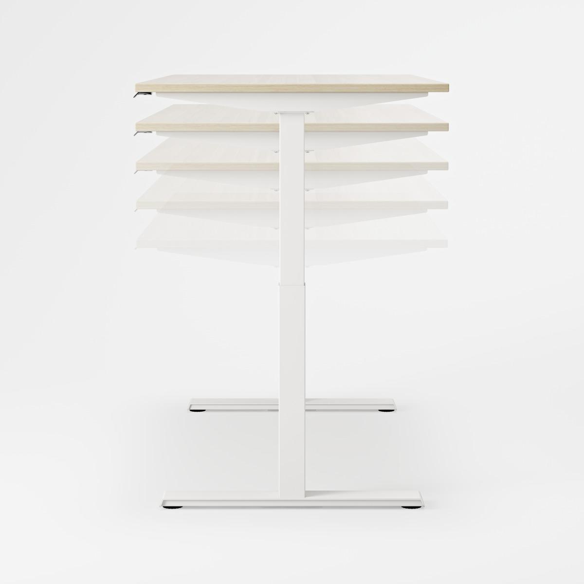 Serie P Sitz-Stehtisch von Kinnarps