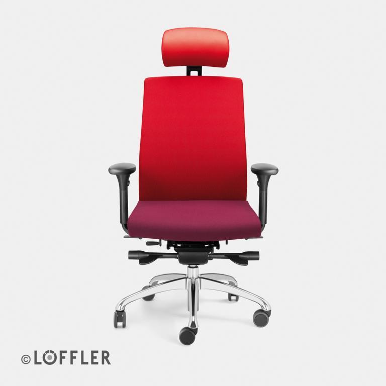 LÖFFLER Bürostuhl FIGO FG K9