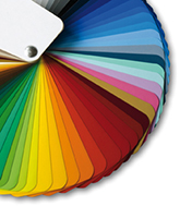 Mauser Farbfächer